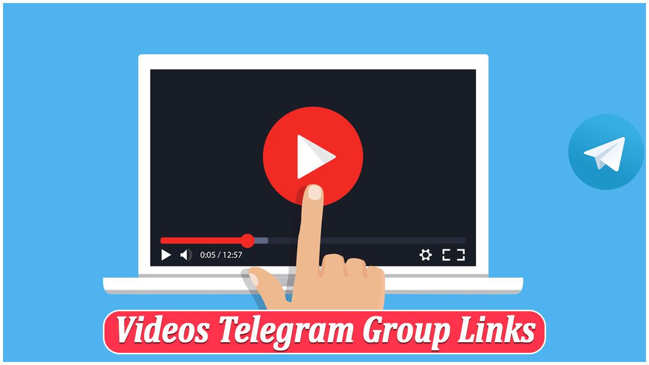 20 + Videos Telegram Group Links & Channel List 20